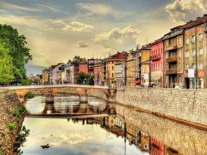 Balkanlar Turu - Lüks Otobüsler ile 7 Gece 8 Gün (HER CUMARTESİ HAREKET)