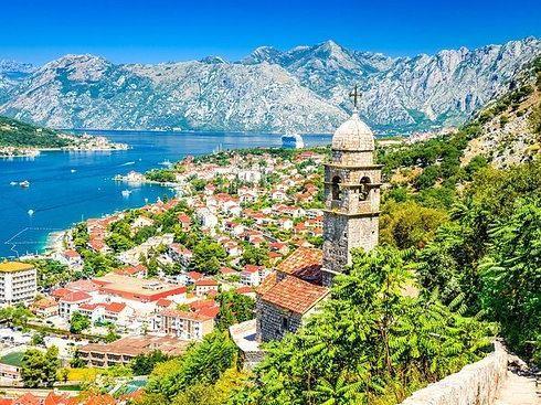 Kurban Bayramı Budva Turu - Air Montenegro ile 4 Gece