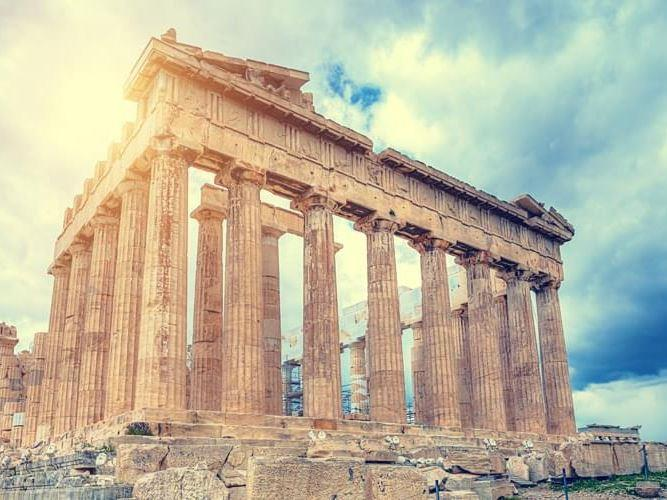 Klasik Yunanistan Turu Otobüs İle 3 Gece - 2021