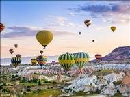Ankara Çıkışlı Kapadokya Turu 1Gece Otel Konaklamalı
