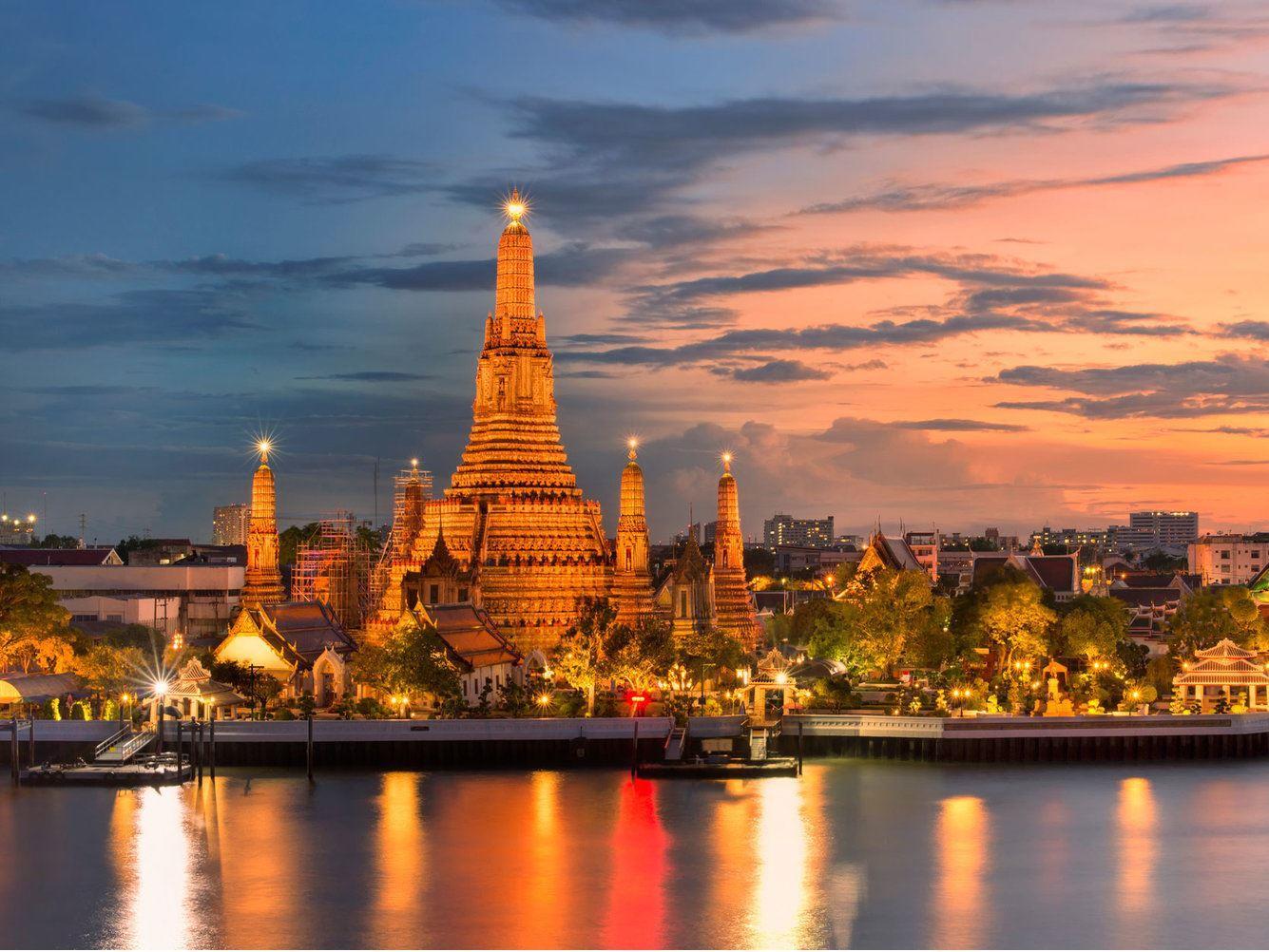 Bangkok - Pattaya Turu 6 Gece 7 Gün
