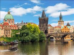 Orta Avrupa Turu (Prag & Viyana & Budapeşte)