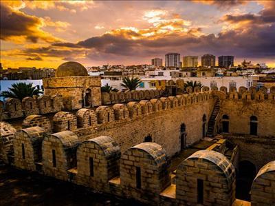 Sevgililer Günü Tunus (Hammamet) Turu Türk Havayolları ile 3 Gece / 3 Akşam Yemeği Dahil