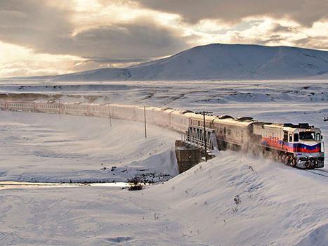 Doğu Ekspresi Turu - 1 Gece Yataklı Vagon'da, 2 Gece Kars Otelinde Konaklama (Tren Gidiş / Anadolujet ve Tren ile Dönüş)