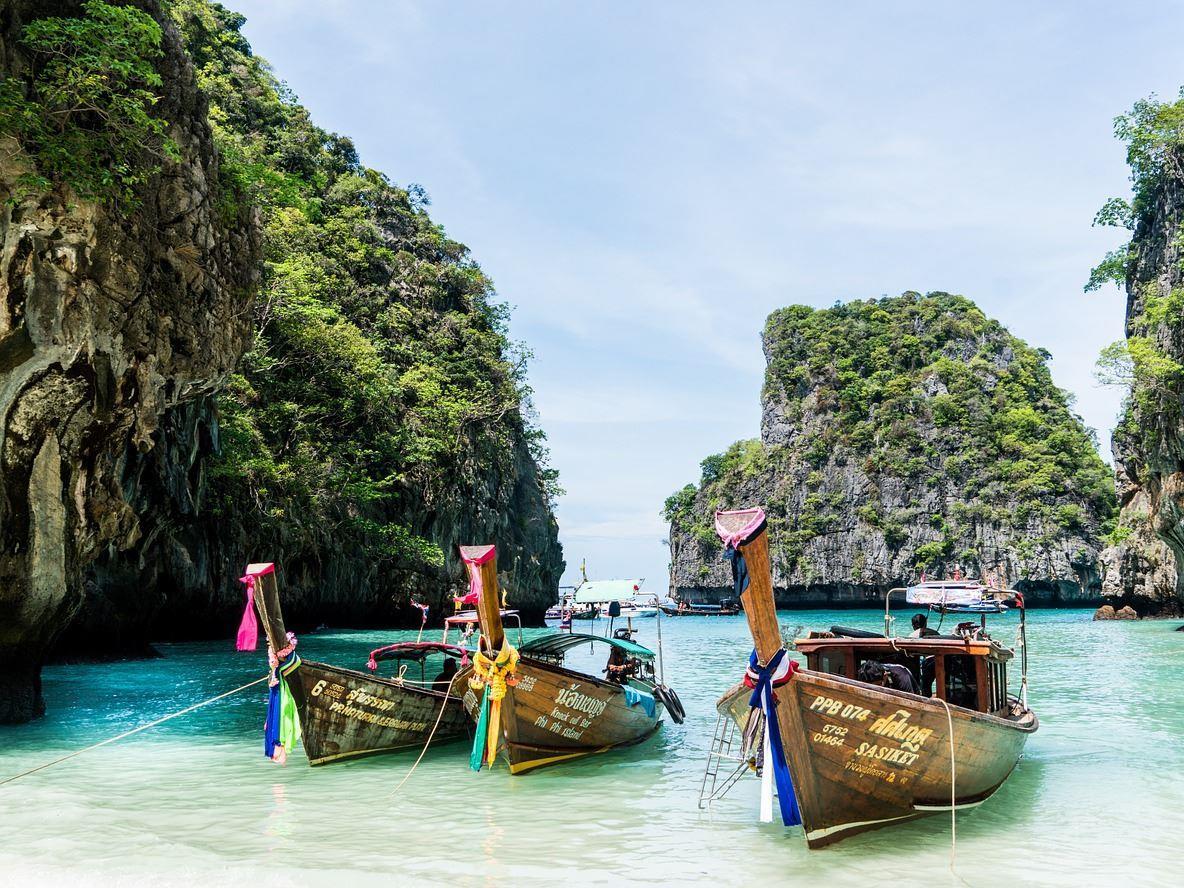 Phuket & Bangkok Turu - Emirates Havayolları ile 7 Gece 8 Gün (6 Gece Konaklama) DUBAİ'Yİ GÖRME İMKANI!
