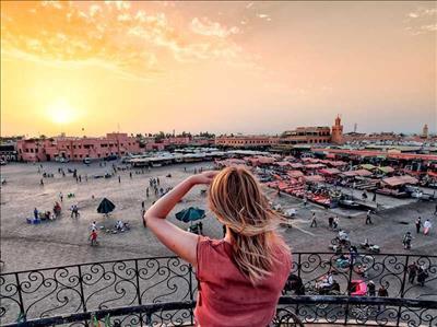Fırsat! Fas Kazablanka Marakeş Turu 29 Ekim Özel - 5 Gece 6 Gün