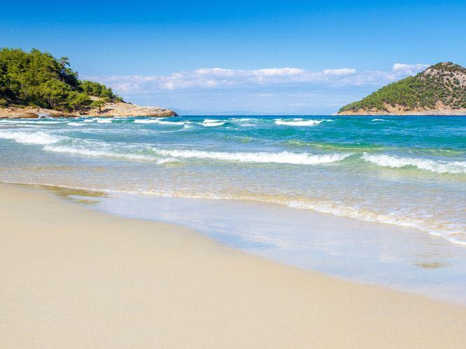 2022 Otobüs İle 5 Gece 6 Gün Thassos Adası Turu