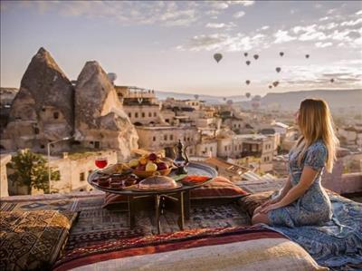 Kapadokya Turu 1 Gece Konaklamalı 1 Gece 2 Gün Ankara Çıkışlı 29 Ekim Özel