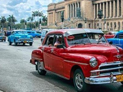 Büyülü Küba Turu 7 Gece 8 Gün