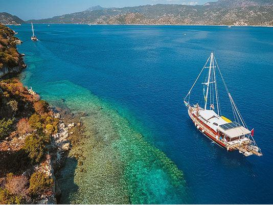 Kurban Bayramı Özel Ege & Akdeniz Turu - 7 Gece 8 Gün (5 Gece Konaklama)