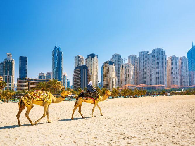 Sömestre Özel Dubai Turu Air Arabia Havayolları ile 3 Gece 4 Gün (VİZE DAHİL)