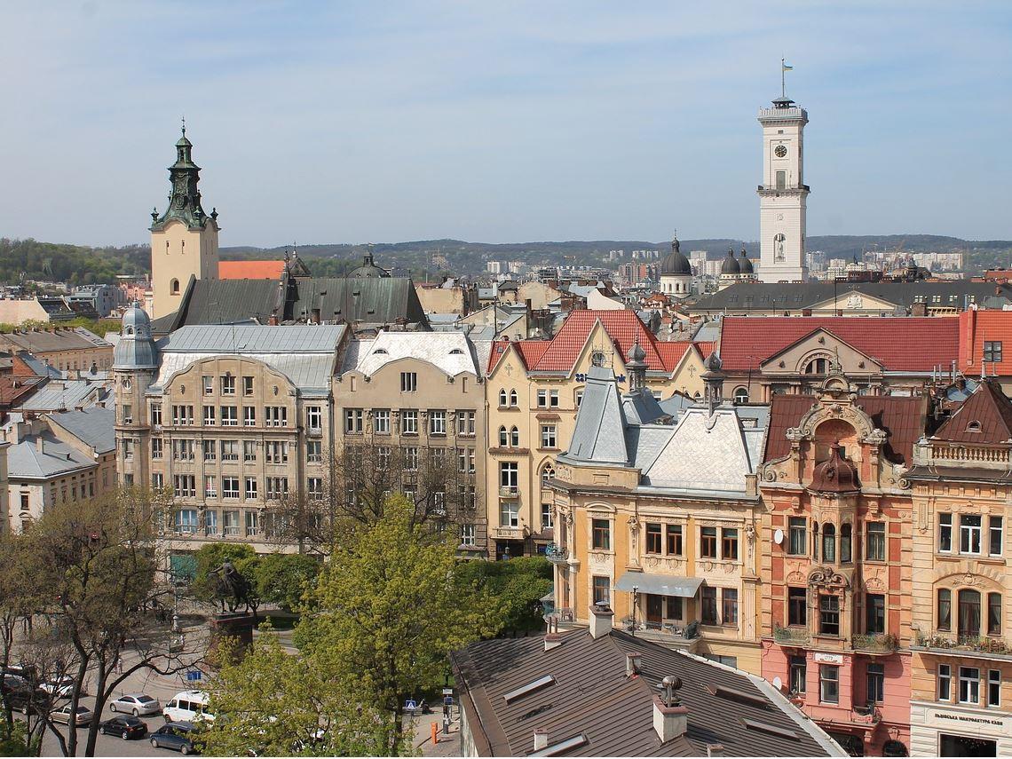 Her Gün Hareketli Lviv Turu