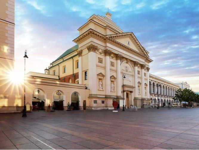 Baltıklar & Polonya & Lviv Turu Türk Hava Yolları ile 7 gece
