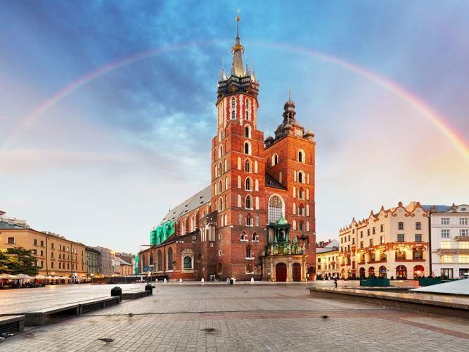 Polonya & Ukrayna Turu - Pegasus Havayolları ile 7 Gece 8 Gün