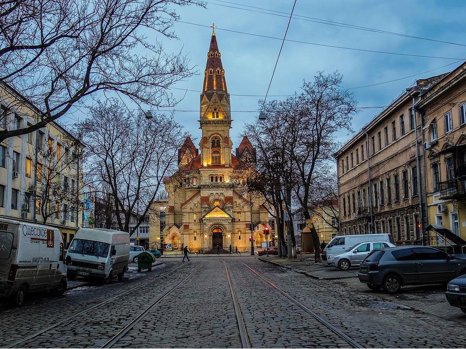 Her Cuma Kalkışlı 3 Gece 4 Gün Sonbaharda Odessa