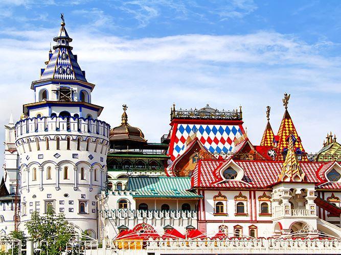 St. Petersburg - Moskova Turu (Rusya) - Türk Havayolları ile 5 Gece 6 Gün