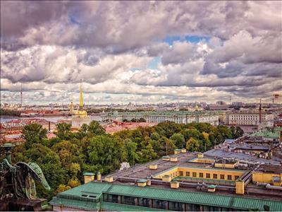St. Petersburg Turu (Rusya) - Türk Havayolları ile 3 Gece 4 Gün (YAZ DÖNEMİ)