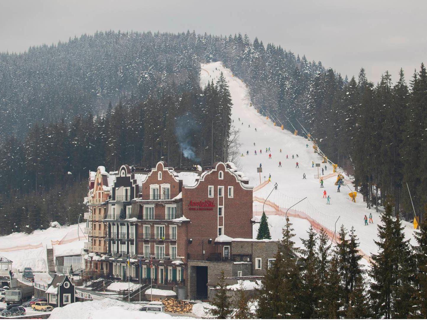 Bukovel Kayak Turu (Ukrayna) - Pegasus Havayolları ile 3 Gece 4 Gün