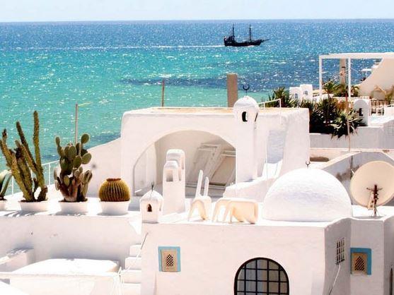 29 Ekim Özel Tunus ( Hammamet )  Turu
