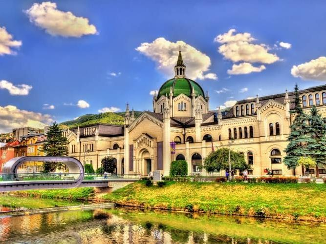 Balkanlar Turu - Lüks Otobüsler ile 7 Gece 8 Gün (HER CUMA HAREKET)