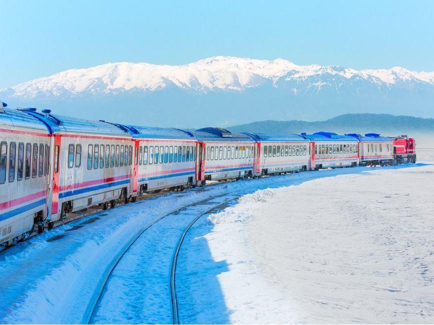 Uçak & Doğu Ekspresi İle Kars Erzurum Turu 2 Gece 3 Gün Pegasus Hy İle