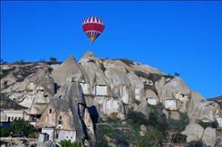 Kapadokya Turu 2 Gece 3 Gün Konaklama Pegasus Havayolları