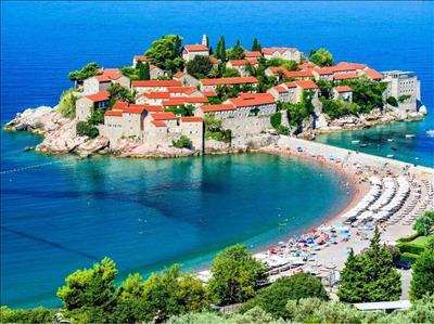 Kurban Bayramı Budva Turu - Air Montenegro ile 3 Gece
