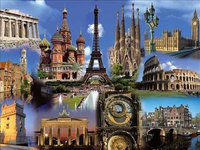 13 Ülke 27 Şehir 11 Başkent Büyük Avrupa Turu