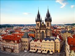 29 Ekim Özel Prag Turu (Promosyon)