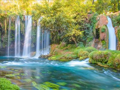 Pamfilya (Antalya)  Turu - 6 Gece 7 Gün (4 Gece Konaklama) PAZAR HAREKET