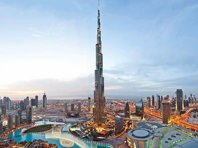 Dubai Turu 3 Gece ( 29 Ekim Özel)