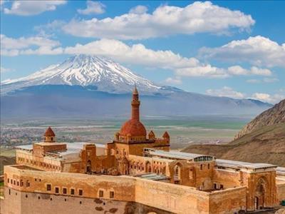 Doğu Anadolu Turu  Pegasus Hava Yolları İle 5 Gece 6 Gün