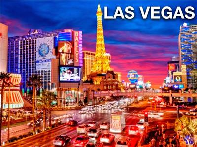 Promosyon Los Angeles (3) - Las Vegas (2) - San Francisco (2) Turu
