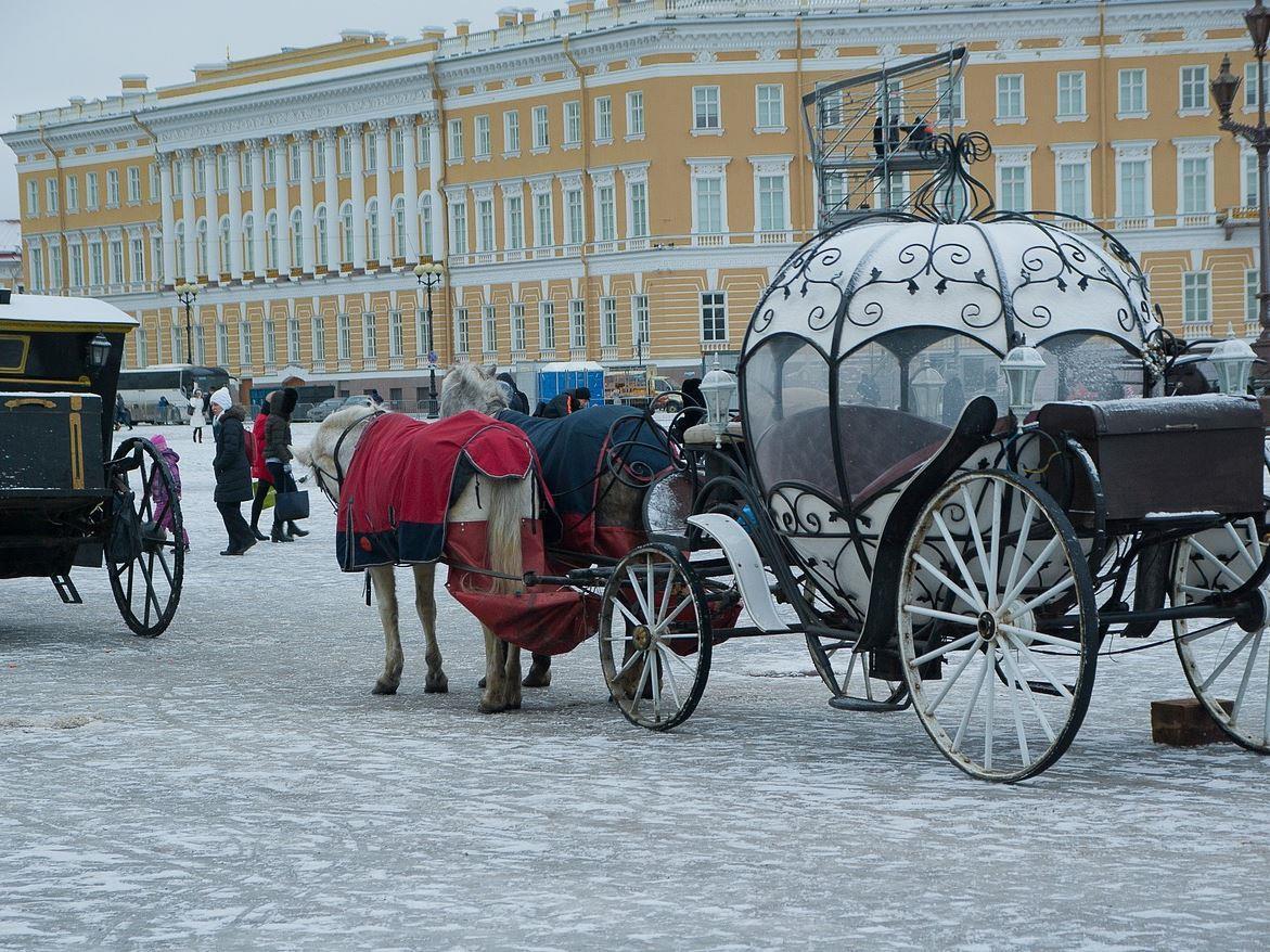 St. Petersburg Turu (Rusya) - Türk Havayolları ile 3 Gece 4 Gün