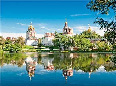 Rusya Resitali Turu (Moskova - St. Petersburg) - Türk Havayolları ile 5 Gece 6 Gün