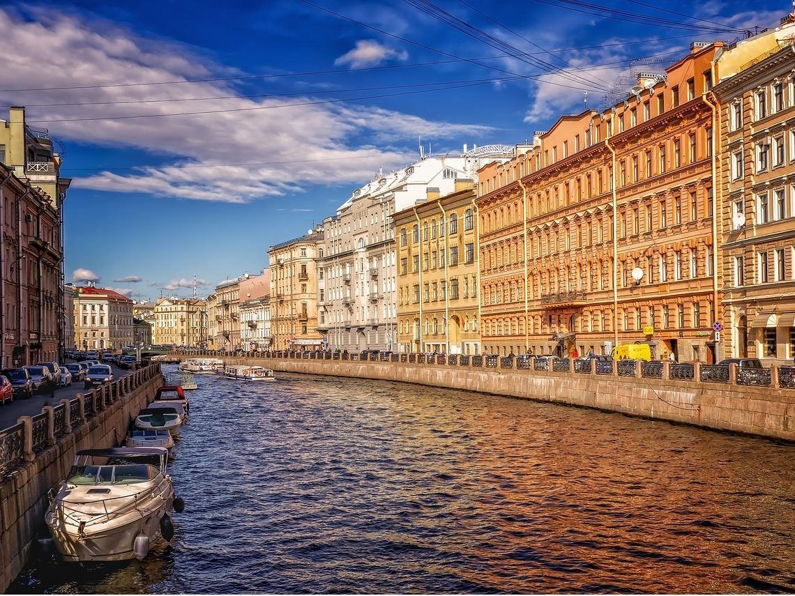 İzmir Çıkışlı St. Petersburg Turu (Rusya) - Sun Express Havayolları ile 4 Gece 5 Gün (3 Gece Konaklama)