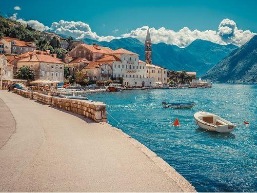 Sonbahar ve Kış Air Montenegro ile 7 Gece 8 Gün Budva Turu