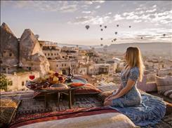 Kapadokya Turu 2 Gece 3 Gün 1 Gece Otel Konaklamalı (Her Cuma Hareket)