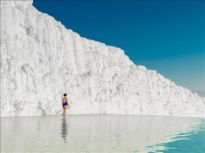 Salda Gölü & Isparta Göller Yöresi & Sagalassos & Pamukkale Turu - 2 Gece 3 Gün (1 Gece Konaklama) / CUMA HAREKET