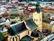 Lviv SkyUp  Havayollari ile 3 gece 4 gün