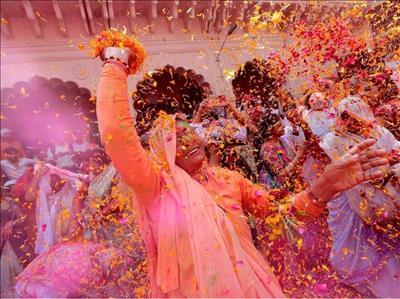 Hindistan Holi Festivali Turu - Gulf Air Havayolları ile 7 Gece 8 Gün (5 Gece Konaklama)