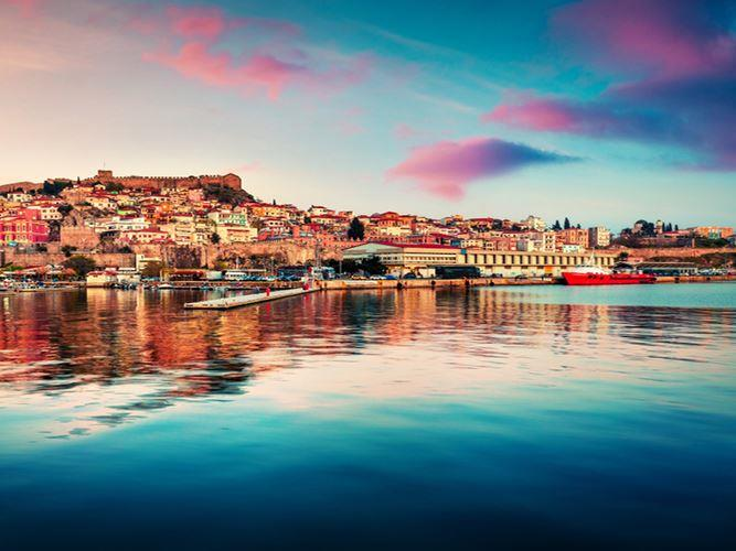 Otobüs ile İstanbul Çıkışlı 2022 Yunanistan Haldiki Turu 5 Gece 6 Gün