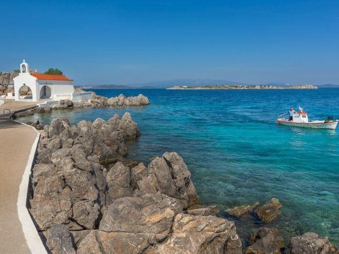 Kurban Bayramı Sakız Adası (Chios) Turu - 2 Gece Konaklama / İstanbul ve Bursa Hareket