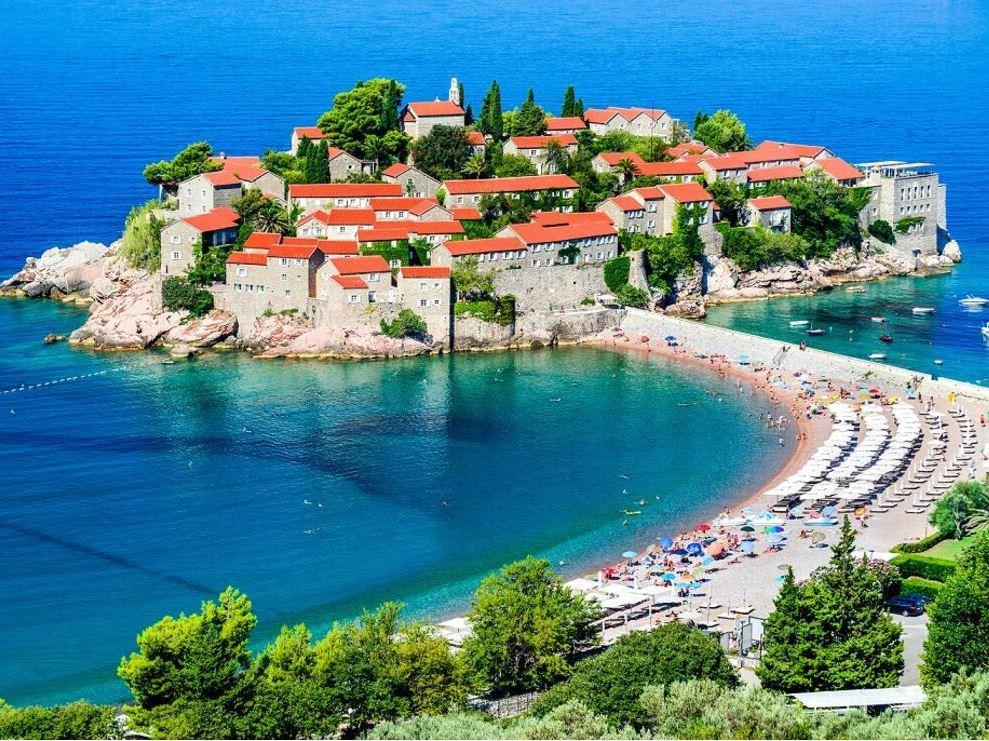 Adriyatik Kıyıları ve Budva Turu - Pegasus Havayolları ile