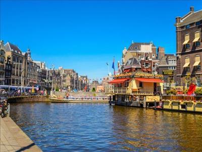 29 Ekim'e Özel Amsterdam & Brugge Turu Pegasus Havayolları İle 3 Gece 4 Gün