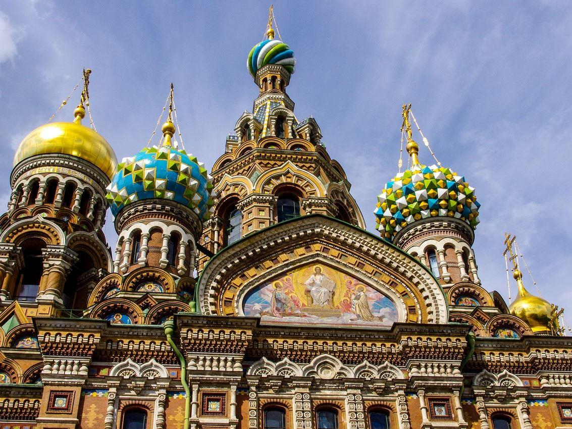 St. Petersburg Pegasus Hava Yolları ile 3 Gece 4 Gün