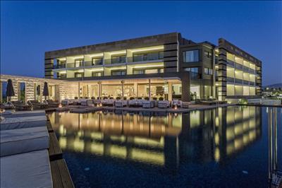 Aqua Blu Boutique Hotel And Spa