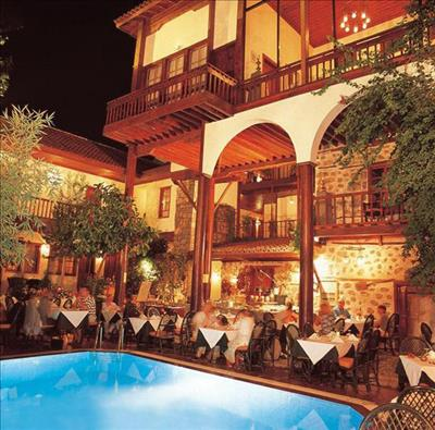 Alp Pasa Regency Suites Hotel